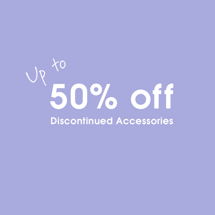 Discontinued Accessories