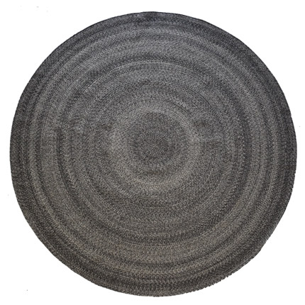 Braided Round - Granite