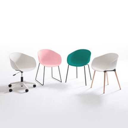 Lumi Gaslift Swivel Chair