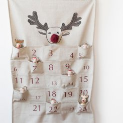 Reindeer Advent Calendar