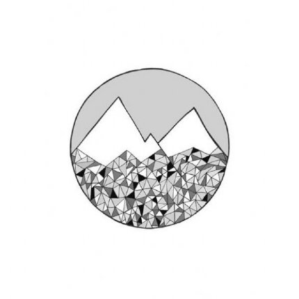 Geo Mountains Print