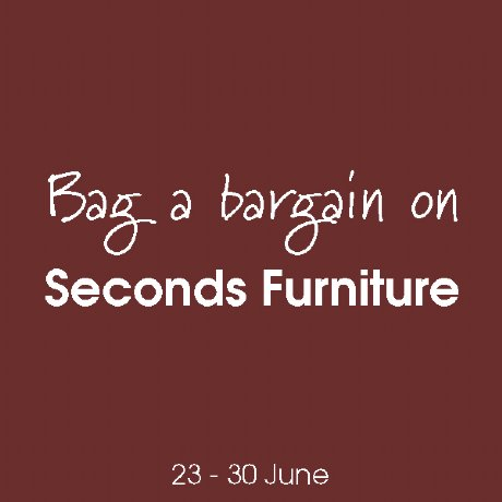 Seconds Furniture