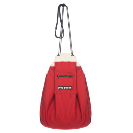 Original Play Pouch - Rocket Red