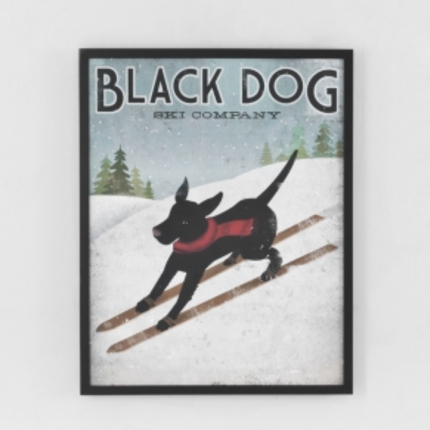 Black Dog Canoe Ski