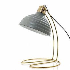 bundaberg desk lamp - brass