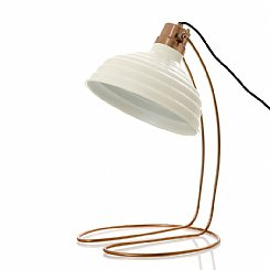 bundaberg desk lamp - white