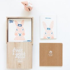 Baby Journal Keepsake - BUNNY