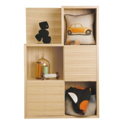 colour box bookcase