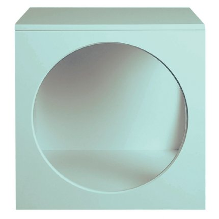 circle bedside table - 4 Colour Options