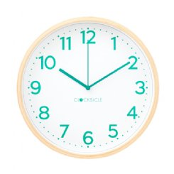 Emerald Wall Clock