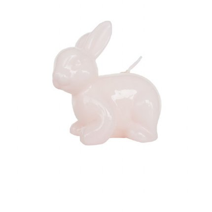 Rabbit Candle - Pink