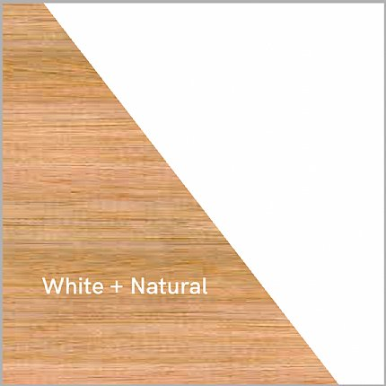 colour box - white and natural
