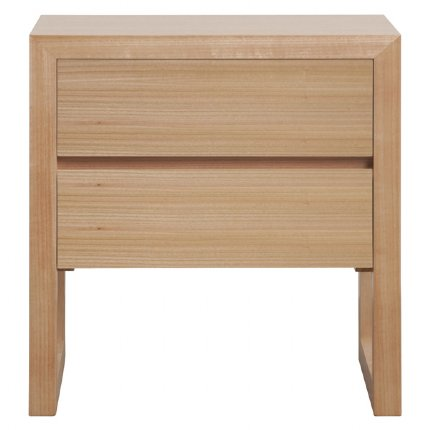 colour box bedside table 2 drawer