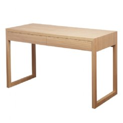 colour box desk - natural