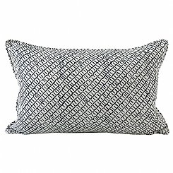 sanora indian teal cushion
