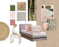 dandelion design board