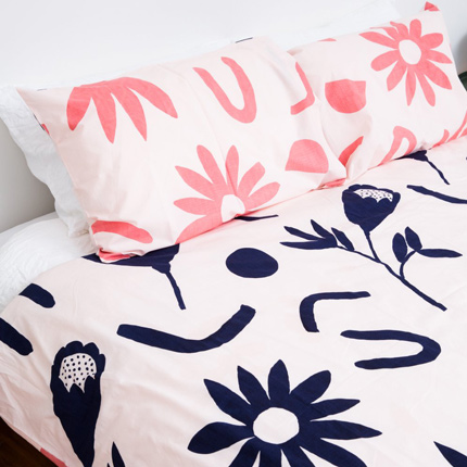 Floral Dreams Quilt Cover Set