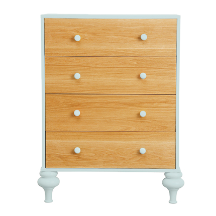 florentine chest of drawers - colour options