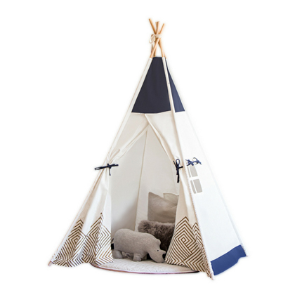 Gold Cloud Teepee