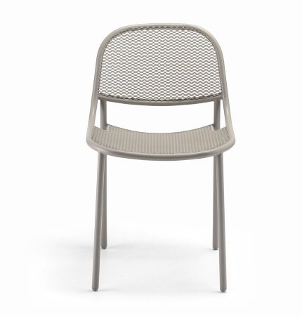 grille mesh chairs