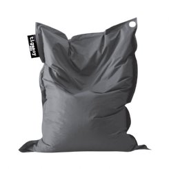 Tigeroy Indoor/Outdoor Beanbag - Charcoal