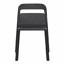 hollywood chair - black
