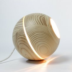 saturn table lamp - options