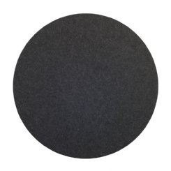 round pin board - ash/charcoal