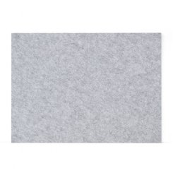 Rectangle Pin Board - Light Grey