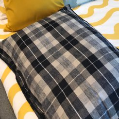 Marlo Check Pillowcase - set 2