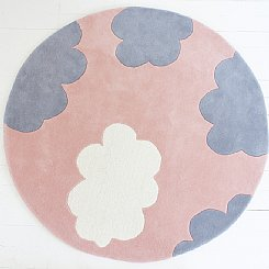 My Bright Cloud Rug - Blossom