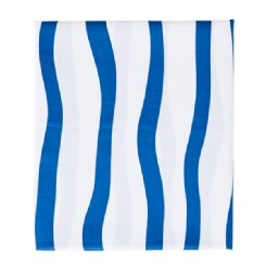 Blue Stripe Sheet - Fitted
