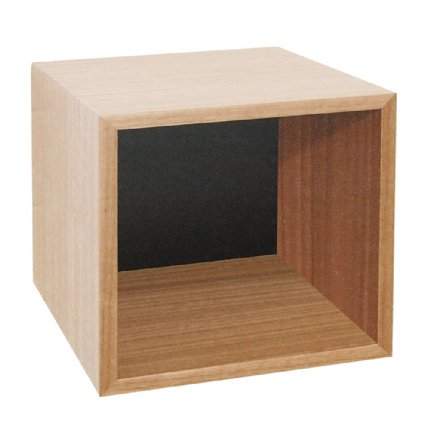 square ned wall box