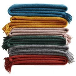 Nevis Throw Rugs
