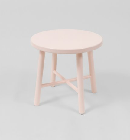 nord side table - blush