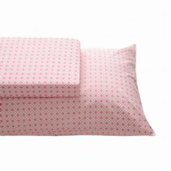 Petite Rouge Sheet Set - Double
