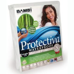 Bambi COT Waterproof Mattress Protector