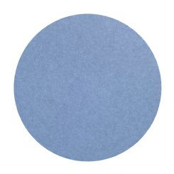 round pin board - cornflower blue