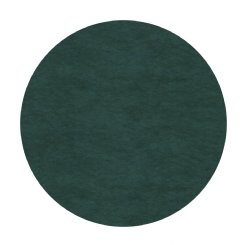 round pin board - malachite