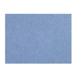 rectangle pin board - cornflower blue