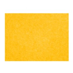 rectangle pin board - yellow