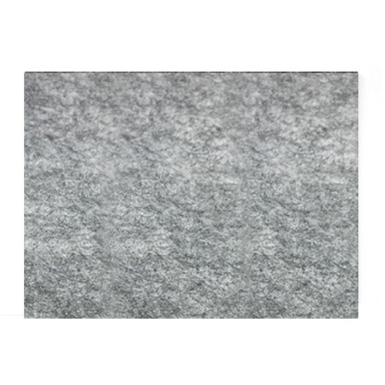 Rectangle Pin Board - Grey