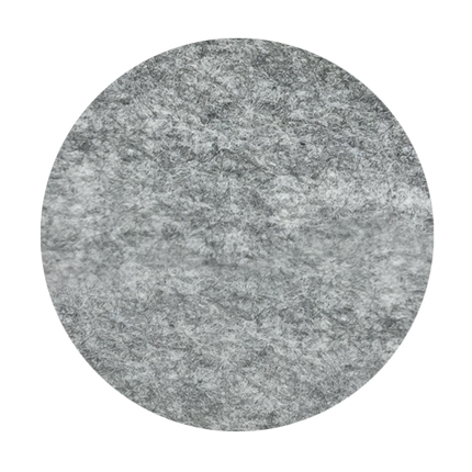 round pin board - grey