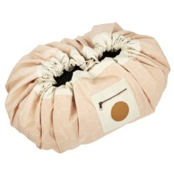 Original Play Pouch - Blush Honeycomb