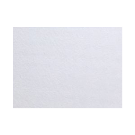 rectangle pin board - white