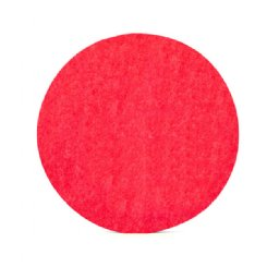 round pin board - red