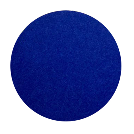 round pin board - navy