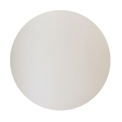 Round Pin Board - White
