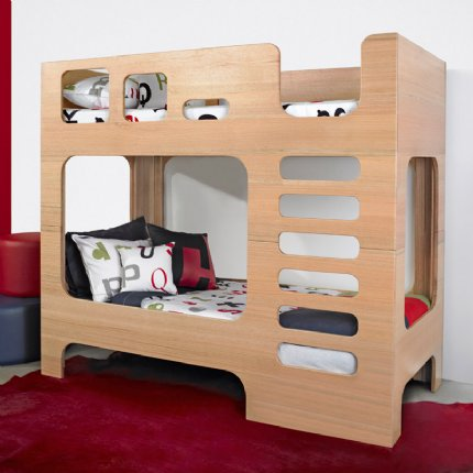 scoop bunk bed single