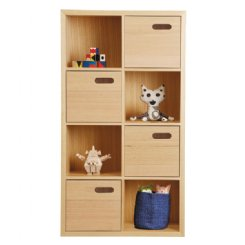 scoop bookcase small